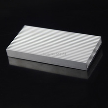 10pcs/lot 100x48x11mm Aluminum Heatsink Radiator For Chip LED Computer