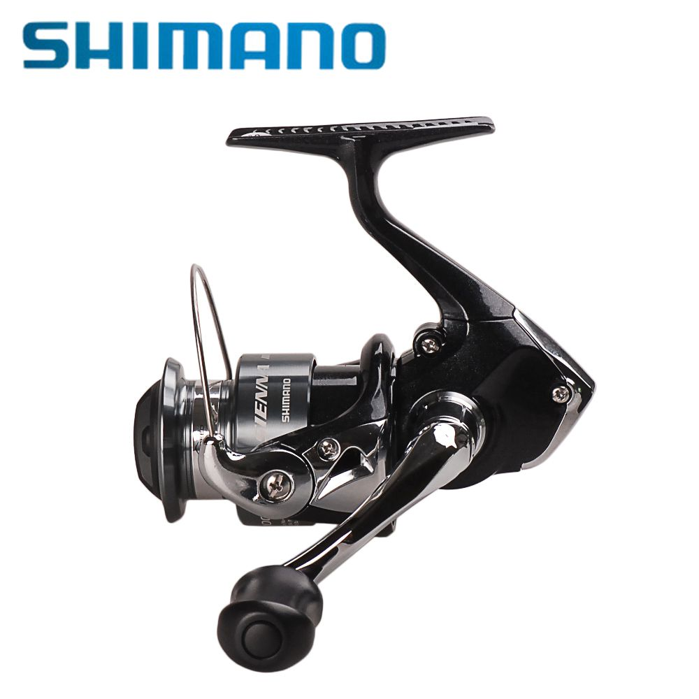 SHIMANO SIENNA FE 1000 2500 4000 Spinning Angelrolle 2BB Pescaria Karpfenrolle Molinete Pesca Frontbremse XGT7 Körper Saltewater