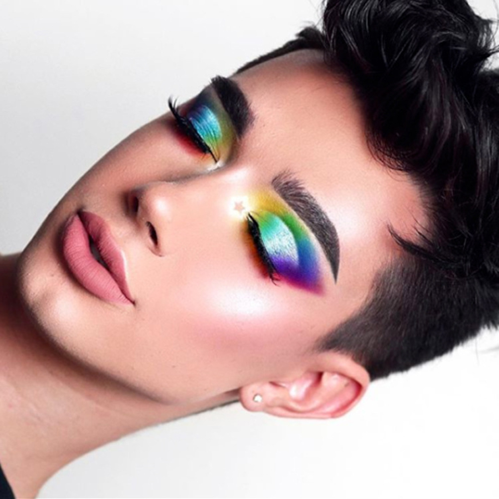 Paleta Da Sombra Para A Maquiagem Dos Olhos À Prova D' Água