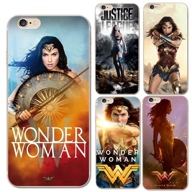carcasas iphone 8 plus wonder woman