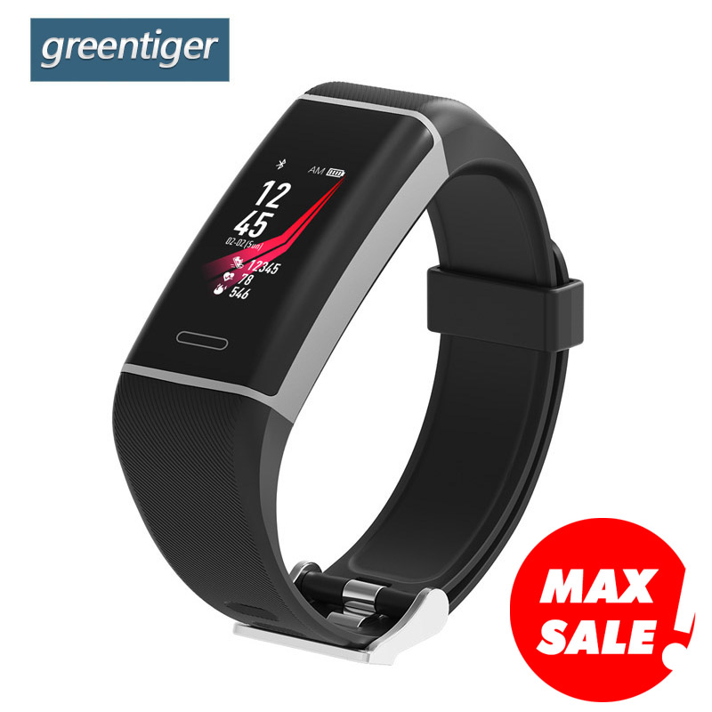 Greentiger W7 smart bracelet GPS heart rate smart wristband fitness tracker Music Control Sport Smart band PK Mi Band 3 тумба с раковиной style line олеандр 2 90 2000949078038 эльбрус 90