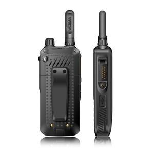 Image 2 - WCDMA walkie talkie Network zello cellulare Android 7.0 MTK 6737WM 3500mAh FDD LTE Smartphone walkie talkie parlante globale