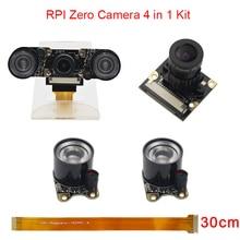 Promo offer Raspberry Pi Zero Camera Focal Adjustable Night Vision Camera Module +2 IR Sensor LED Light + 30 cm FFC for Raspberry Pi Zero W