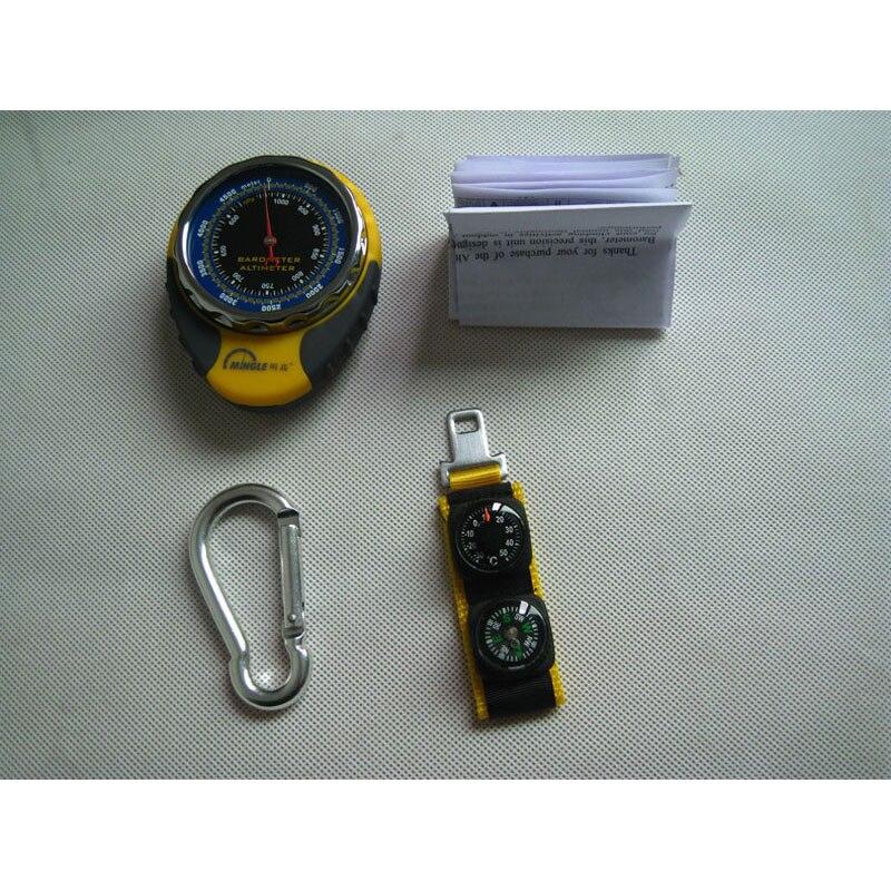 Altimetro Digital Multifunzione CRISTALLI