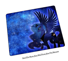 my little pony mouse pad anime gaming mousepad gamer mouse mat pad game computer custom desk padmouse laptop large play mats