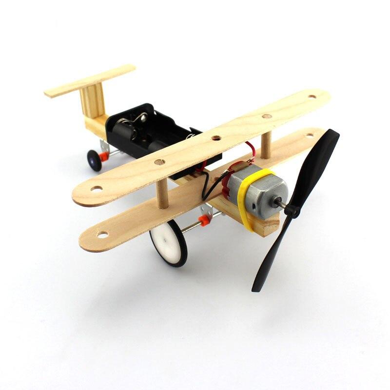 DIY Science Technology маленькие изобретения, научные эксперименты, электрическое такси, самолеты, планер, ветер, воздух, мощность игрушки