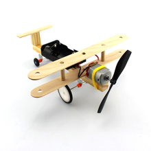 DIY Science Technology Small Inventions Scientific Experiments  ElectricTaxi Airplanes Taxiing Glider Wind Air Power Toy
