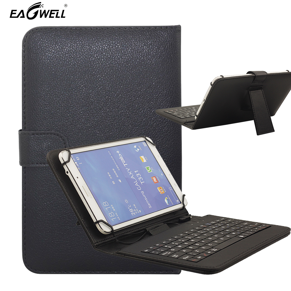 Litchi Pattern PU Leather Case With Keyboard For 10 inch 10.1 inch Andriod Tablet PC For Lenovo For Samsung For Asus Tablet PC new ru for lenovo u330p u330 russian laptop keyboard with case palmrest touchpad black