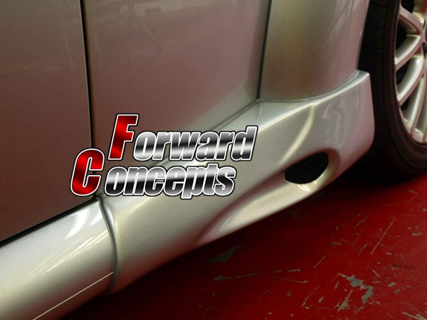 FOR VW 98-05 BEETLE BODYKIT CANARDS SPLITTERS SIDE SKIRTS ...