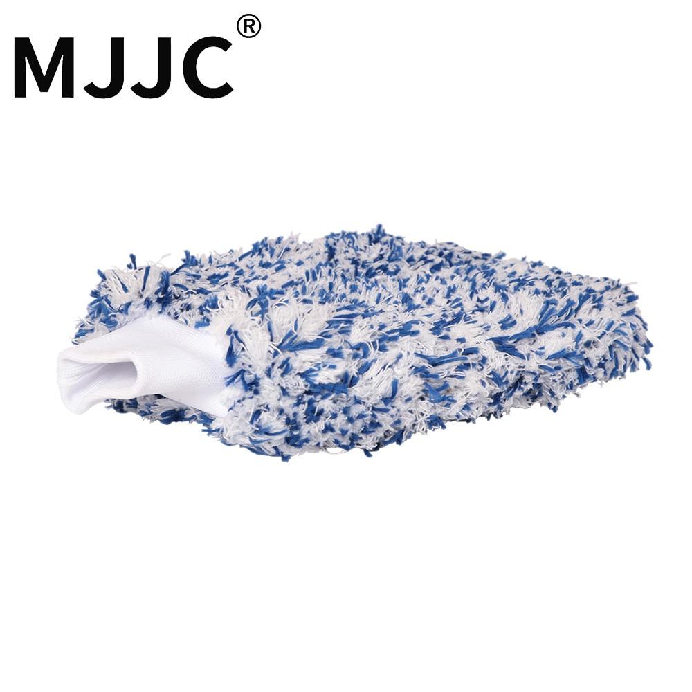 MJJC  Soft Car Cleaning Glove Ultra Soft Car Wash Mitt Easy To Dry  Auto Detailing Mitt Microfiber Madness Wash Mitt