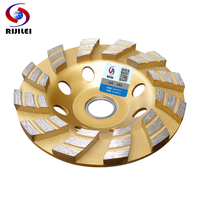 MX07 Free Shippig 100mm Thickened Diamond Discs Metal Morble Polishing Pad Granite Grinding Wheel Concrete