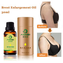 New 100% Pure Natural Pueraria Mirifica Increase Oil 30ml Enlarge Breasts Enlargement Capsules Must Up Breast Augmentation pills