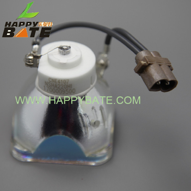 DT00911 Compatible Bare Lamp for HCP-A10/CP-WX401/WX410/MVP-E35/CP-XW410/CP-X201/CP-X206/CP-X301/X306/X401/X450/X467/ED-X31/X33