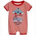 2016 Новый Боди Для Новорожденных Девочек С Длинным Рукавом Тело Младенца Bebe Мальчики Цветы Hello Kitty Весна Осень Brand Clothing
