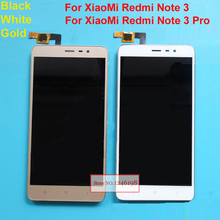 Redmi Note3 LCD Display Touch Screen Panel Digitizer Assembly with Frame For Xiaomi Hongmi Note 3 / Redmi Note 3 Pro Phone Part