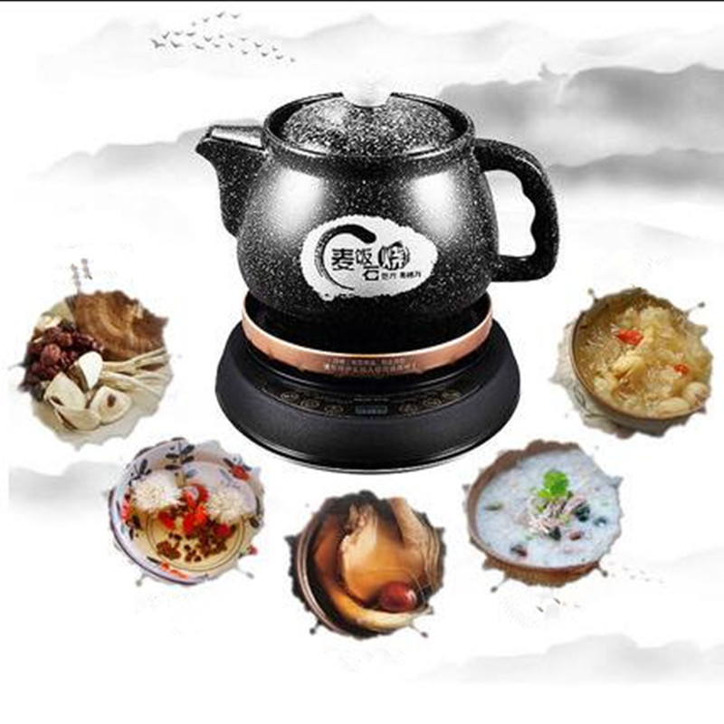 220V AUX 4L Automatic Intelligent Electric Chinese Medicine Health Pot Multifunctional Electric Tea Cooking Machine Saucepan new arrived 357g chinese pu erh puer tea health original puerh tea page 2