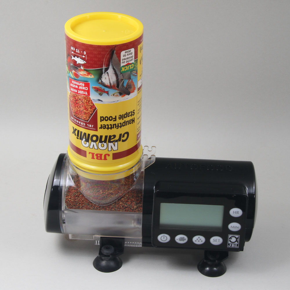 auto operated battery aquarium products feeder asap eheim