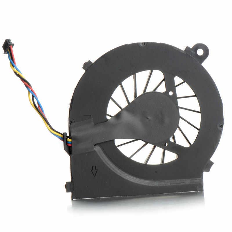 4 провода запасные части для ноутбука cpu вентилятор охлаждения компьютерные компоненты вентиляторы кулер подходит для HP CQ42/G4/G6 серийные ноутбуки
