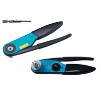 W2 Mini Pliers FOUR MANDREL CRIMPING PILERS FOR TURNED CONTACTS CRIMPING PLIER terminals crimping tools