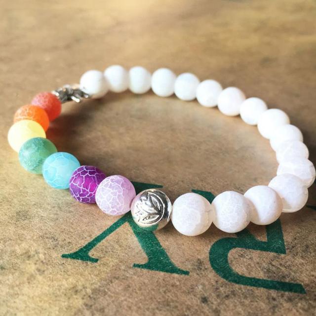Elephant Chakra Mala Bracelet 1