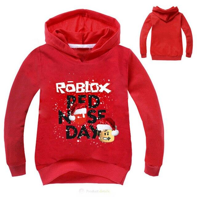 525addf2622f89 DLF 2-12Y Merry Christmas Gift Game Roblox Hoodie t Shirt Boys Hoodies  Girls Sweatshirt