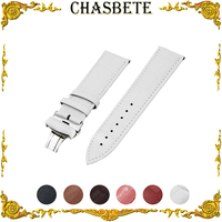 12mm 14mm 16mm 18mm 20mm 22mm 24mm Leather Watch Band For Maurice Lacroix Men Women Strap