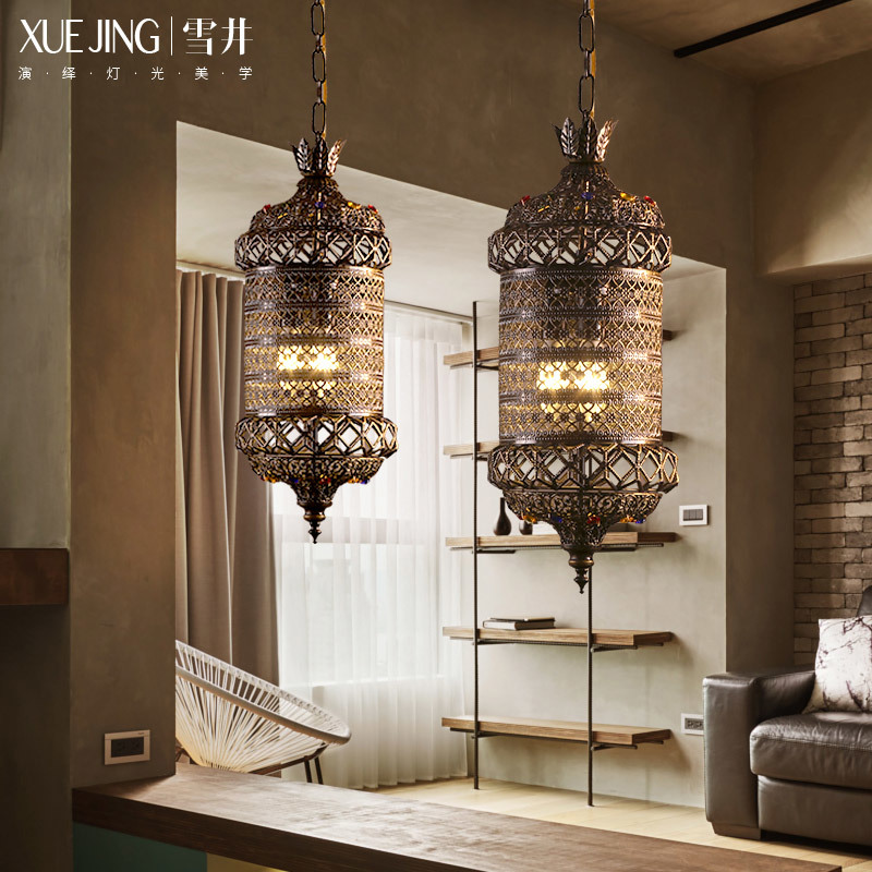 Italy Designer Lava Tom DIXON Melt Glass Pendant Lights Multi head Combination Dining Room Parlor Cafe Lamps Hanging Fixtures