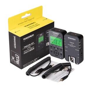 Image 1 - Kit de déclenchement Flash sans fil Yongnuo YN622N KIT contrôleur démetteur YN622N TX + récepteur démetteur récepteur i ttl YN622N pour Nikon