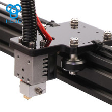 combination sale-NEWest HE3D EI3 single autolevel 3D printer diy kit,adding open sourse 3D scanner DIY kit