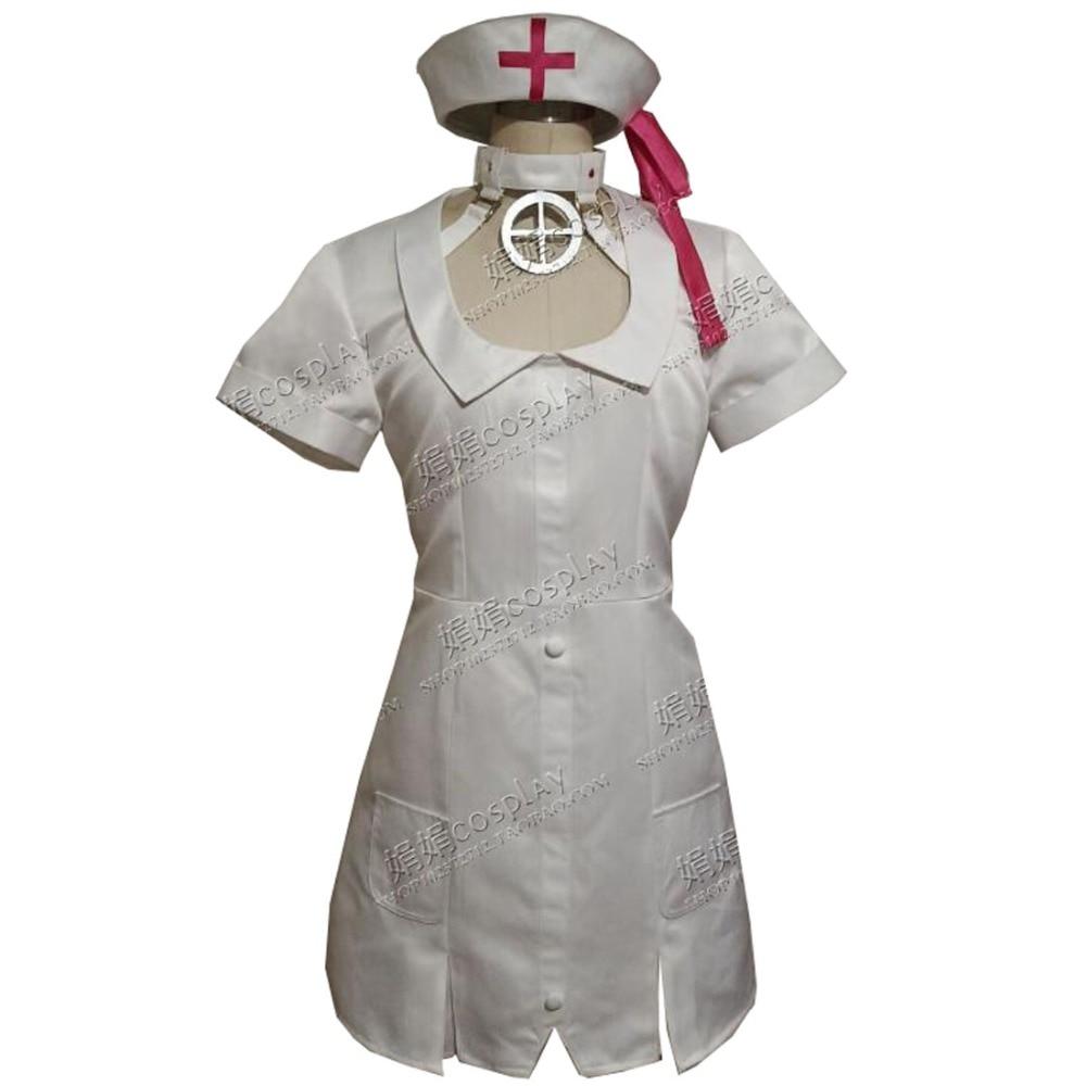 2018 Hot Game Fate Extra CCC FGO BB Cosplay Costume Nurse Uniform Custom Made Any Size