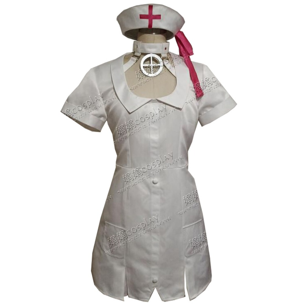 2018 Hot Game Fate Extra CCC FGO BB Cosplay Costume Nurse Uniform Custom Made Any Size-in Anime Costumes from Novelty & Special Use    1