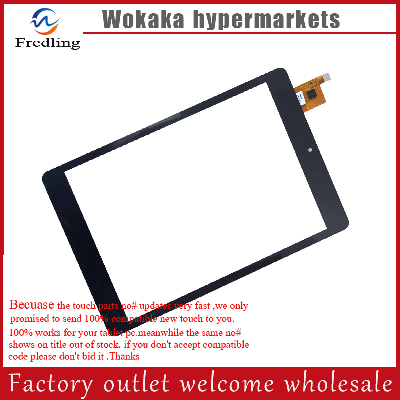 New 7 85 Ritmix rmd 785 785 Tablet Capacitive touch screen panel Digitizer Glass Sensor replacement