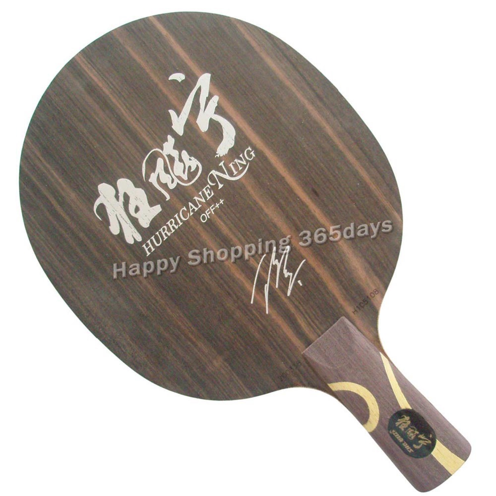 все цены на DHS Hurricane Ning OFF++ table tennis pingPong blade Chinese penhold short handle CS