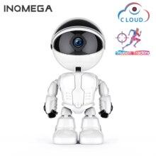 INQMEGA Robot cámara de vigilancia IP en la nube para seguridad del hogar, 1080P, WIFI, inalámbrica, CCTV