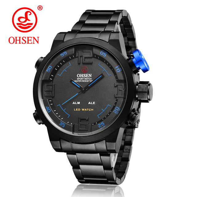 Ohsen наручные часы ремешок на часы seiko купить