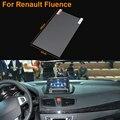 De coches de Estilo 7 Pulgadas de Navegación GPS de Pantalla de Acero de Control de Pantalla LCD Película Protectora Para Renault Fluence Coche Etiqueta