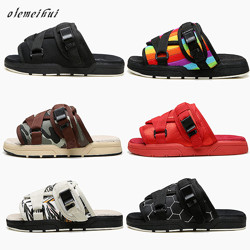 Men summer shoes plus size 36-45 slippers fashion couple slippers flip-flops comfortable footwear Casual Shoes Sapatos masculino new arrival star same paragraph woman slippers summer plus size comfortable attractive sapatos hot sales soft tenis feminino