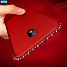 Bling Diamond Case for Xiaomi Redmi Note 6 Pro 5 Plus Note 5 4 4X S2 4A 5A mi 8 SE MI8 Lite A1 A2 pocophone F1 Soft Back Cover