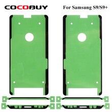 10 pcsLCD Bezel Frame Adhesive Tape for Samsung Galaxy S9 S9 Plus G965 G960 куртка onttno g960 2014