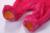 2017 Mais Novo Bebê Menina Moda Bowknot Colar de Pato Com Capuz Onesie Criança Macacão Macacão Infantil Footies Quente Coral Fleece