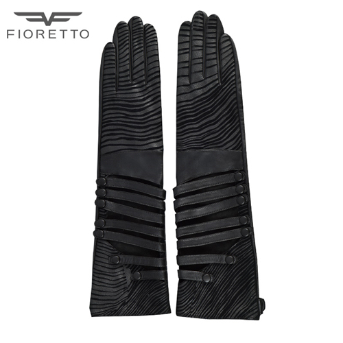 Fioretto Long Gloves...