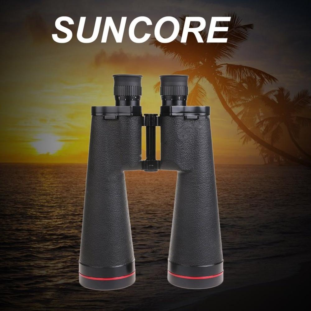 Suncore High Powered Binoculars 20X70 Ultra HD Professional Binoculars Waterproof Fogproof Telescope for Sightseeing Hunting цена