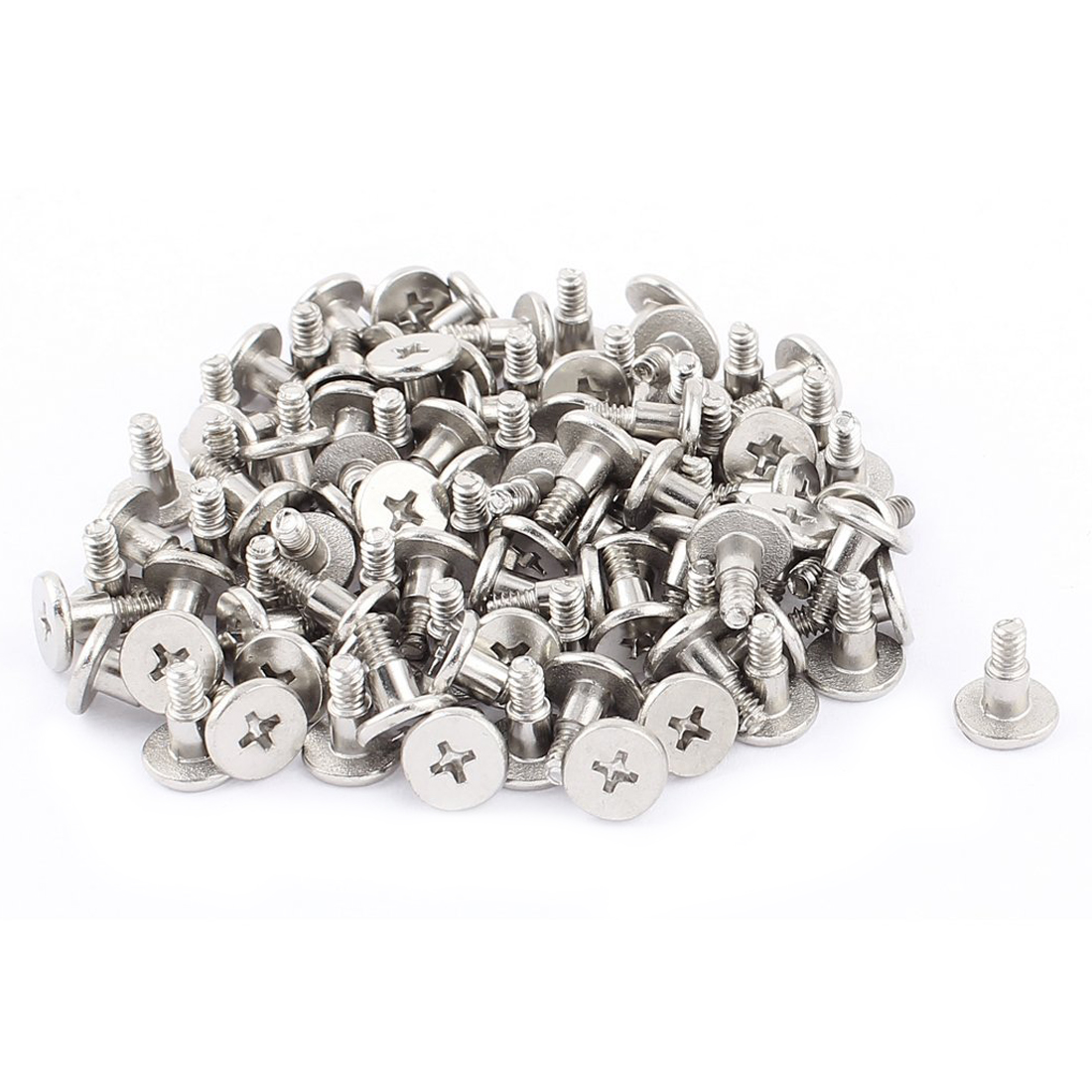 PC Computer Case HDD Phillips Flat Head Bolts Hard Drive Screws 100pcs pc computer case hdd phillips flat head bolts hard drive screws 100pcs