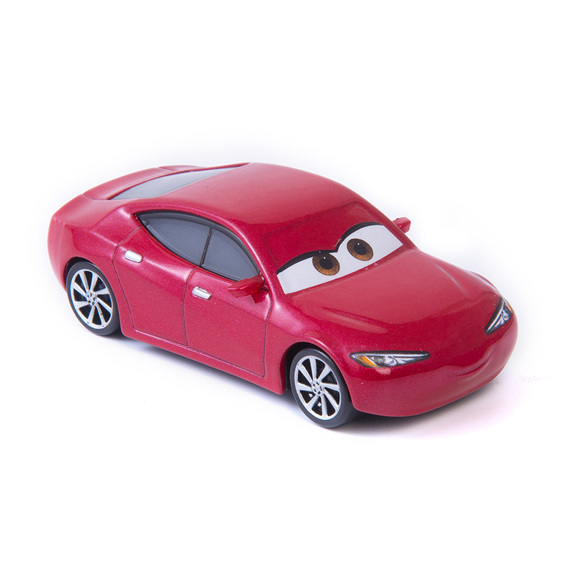 Disney Pixar Cars 2 3 Role Red Lightning McQueen Jackson Storm Ramirez Mater 1 55 Diecast Metal Alloy Model Car Toy Kids Gift in Diecasts Toy Vehicles from Toys Hobbies