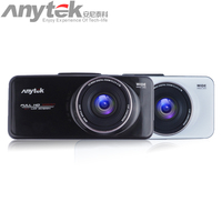New Original Anytek AT66A Car DVR Camera Dashcam Full HD Novatek 96650 Video Recorder Night Vision