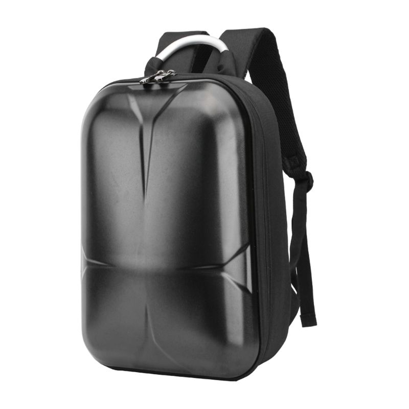 New Black Waterproof Hard Shell PC Backpack Two-way Zipper Storage Bag For Xiaomi FIMI X8 SE RC Quadcopter Drones
