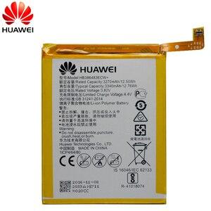 Image 3 - Оригинальный аккумулятор для телефона Hua Wei HB386483ECW для Huawei Honor 6X/G9 plus/Maimang 5 3340 мАч, сменные батареи, Бесплатные инструменты