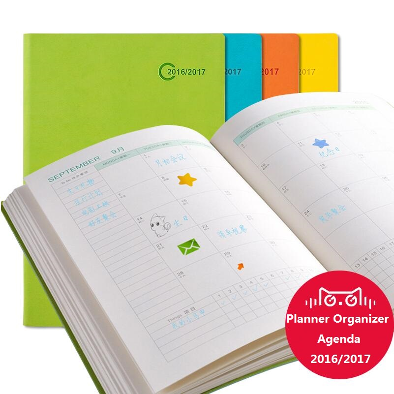Popular Planner Organizer Agenda-Buy Cheap Planner Organizer ...