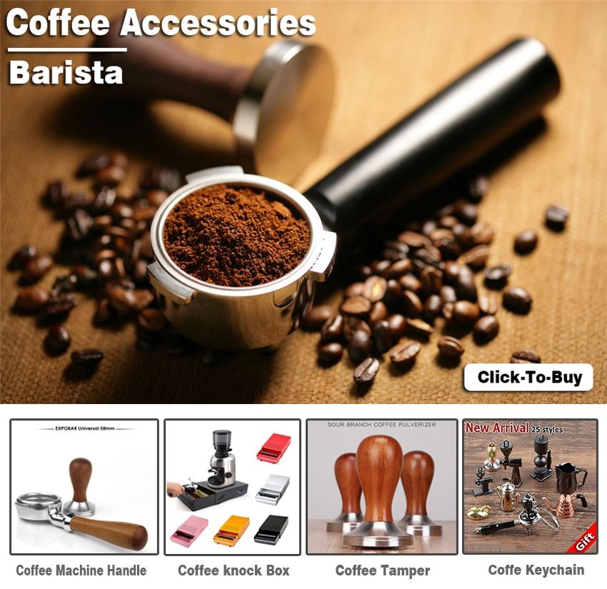 de vidro máquina de refrigeração café espresso
