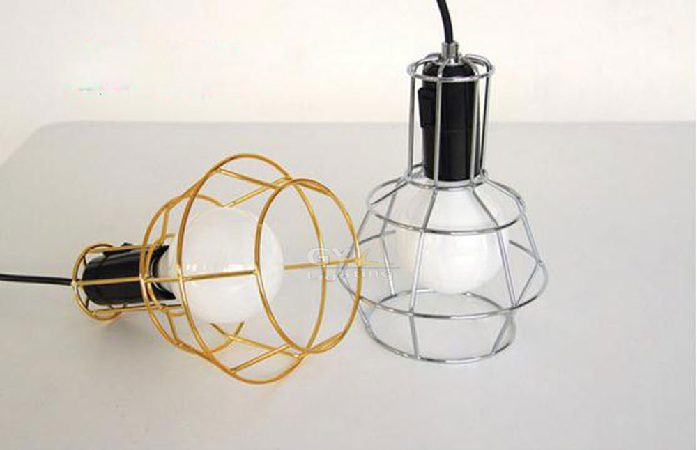Art Deco Vintage Industrial Metal Wire Cage Pendant Light Guard Rustic Ceiling Mounted L& Cafe Pub Hotel Porch Bar-in Pendant Lights from Lights ... & Art Deco Vintage Industrial Metal Wire Cage Pendant Light Guard ... azcodes.com